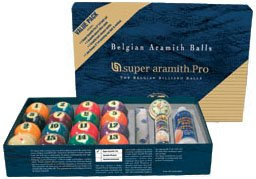 "Комплект шаров 57.2 мм ""Aramith Super Pro Value Pack"""