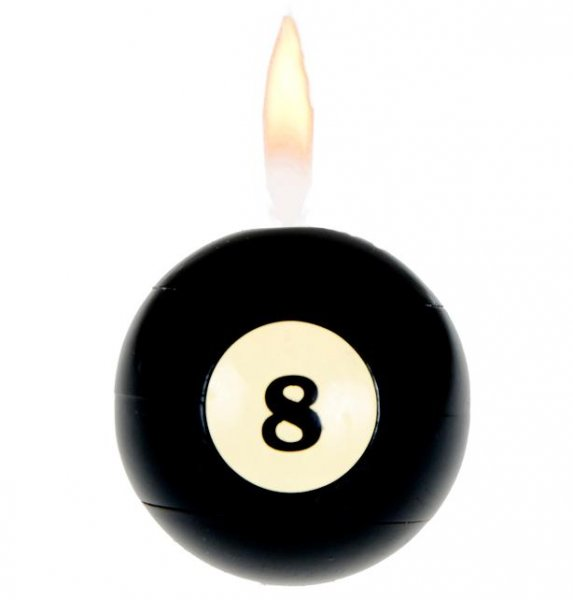 "Зажигалка ""Billiard Ball 1-15"" (1 шт)"